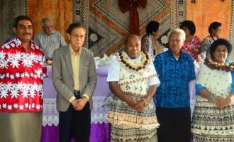 Moala Feast For Reverend Banivanua