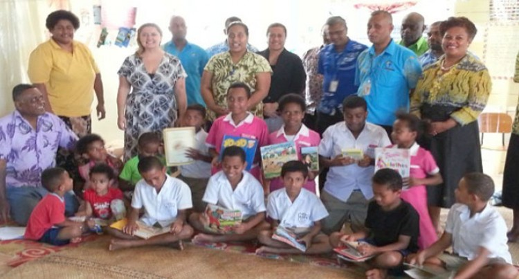 PSC Staff Donate To Homework Centre