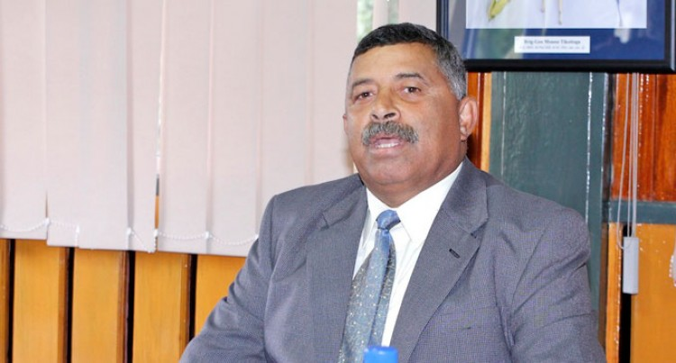 RFMF Stable, In Good Hands, Says Tikoitoga