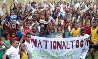 National Toothbrushing Day Celebrated