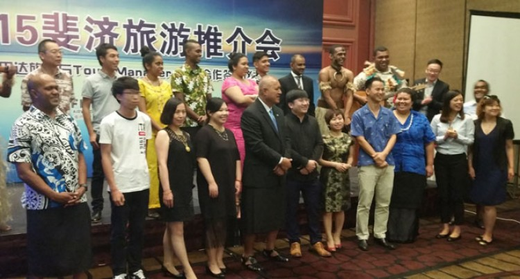 Tour Managers Fiji Roadshows In Taiwan And China  A Success