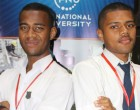 Duo Lead Student Parliament