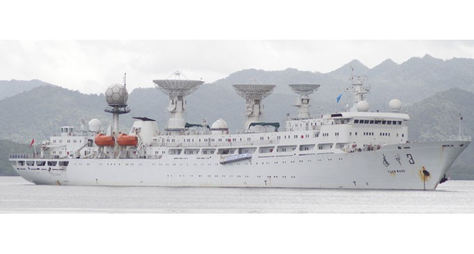 Satellite Tracking Ship In Suva Fiji Sun - Cruise ship location tracker