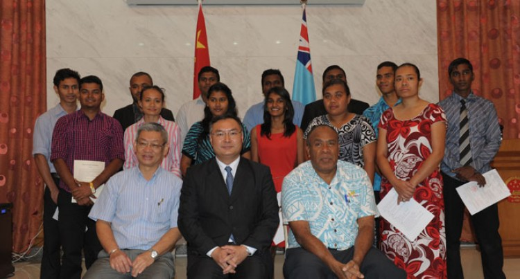 15 Fijians Bound For China