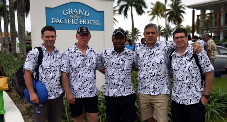 Fijians Will Deliver: Rauluni