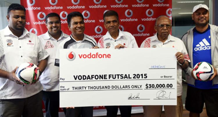 $30k For Futsal