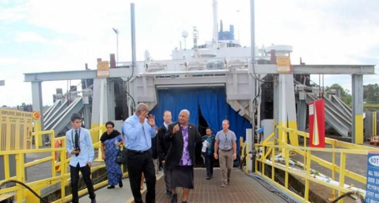 Dawn Of A New Era In Fiji, Says PM Bainimarama