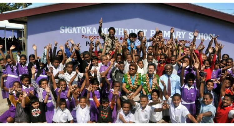New Classrooms for Sigatoka Primary
