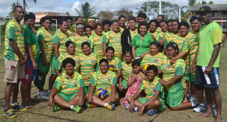 Police Wives Compete In Labasa Tourney