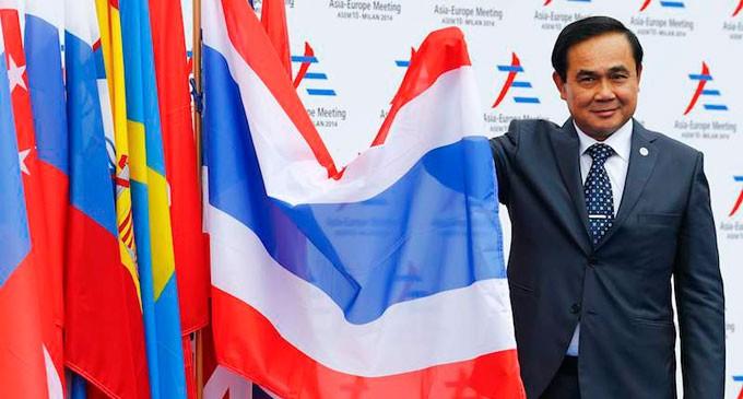 Thai PM To Give PIDF Keynote