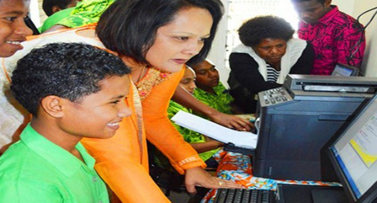 Computers, Sewing Machines for Students