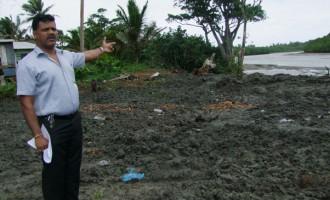 Volivoli Village Fights Against Rising Sea Levels