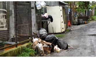 Eyesore: Rubbish Piles On Lami Roads