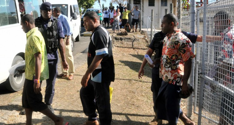 Not Guilty, Plead Nadroga Group
