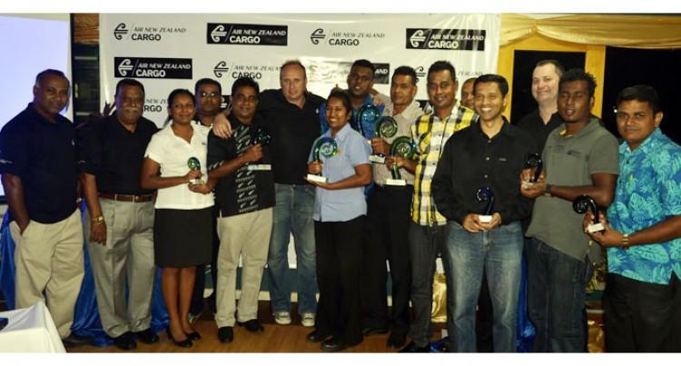 Air NZ Cargo Hosts Annual Awards Night