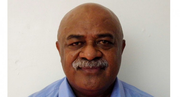 Vote2018: Rabuka – Dan Urai Is Poll Provisional Candidate
