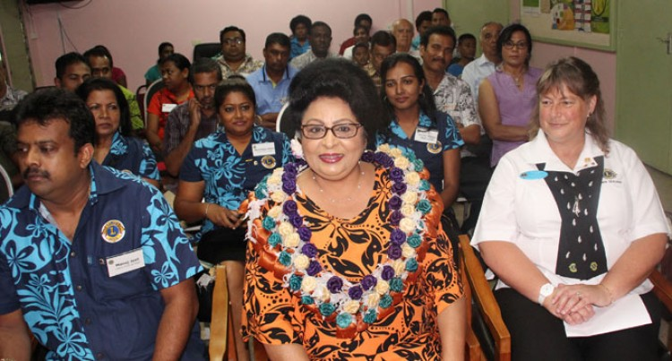 New Gear For Lautoka Hospital Eye Clinic