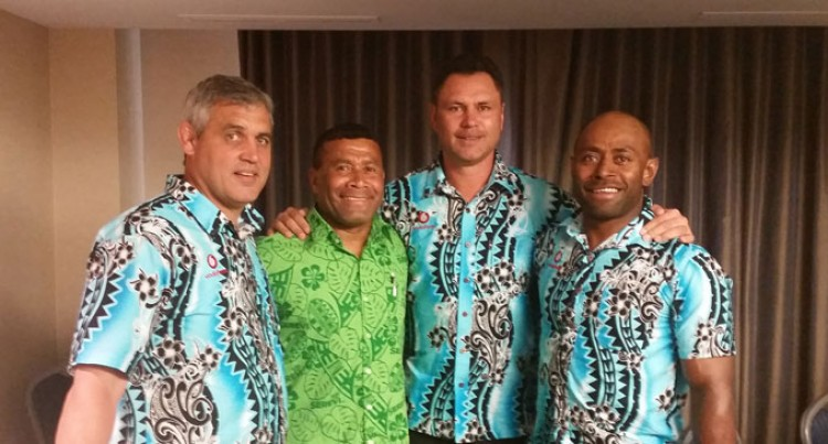 Flying Fijians Invite Serevi