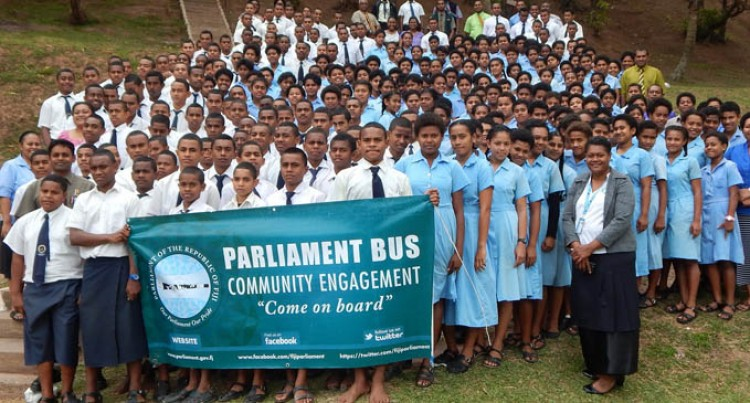 Kadavu Hears Parliament Message
