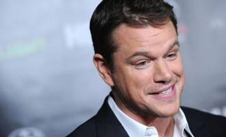First Look At Matt Damon From 'Bourne 5' Set Revealed