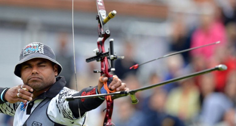 Fiji Archery Aims High