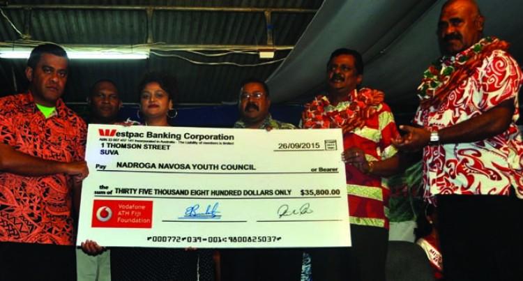 Vodafone ATH Donates $35K