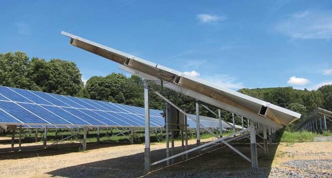 School Lab Goes Solar