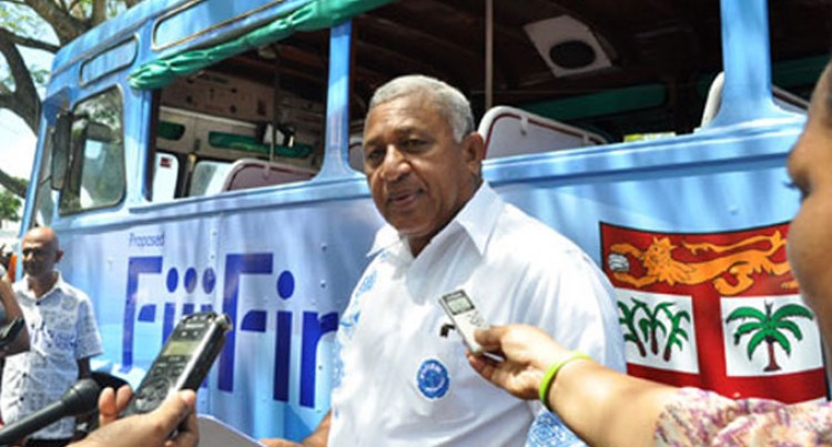 ANALYSIS: Four Parties Way Behind FijiFirst in Poll Readiness