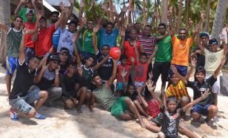 Basoga Celebrates Team's Achievement