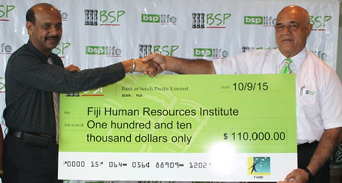 BSP Group Provides $110k Sponsorship To HR Institute