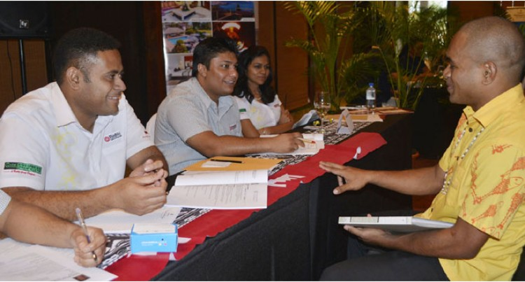 Resort Hosts Careers Fair