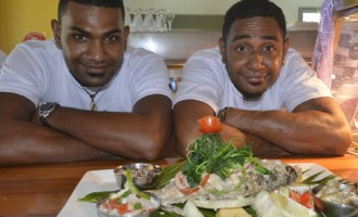 Seafood Platter – Local Style
