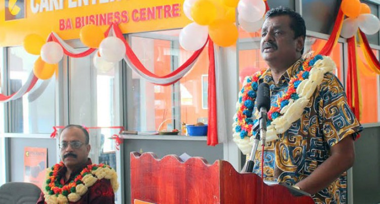 Carpenters Finance Ba Centre Opened