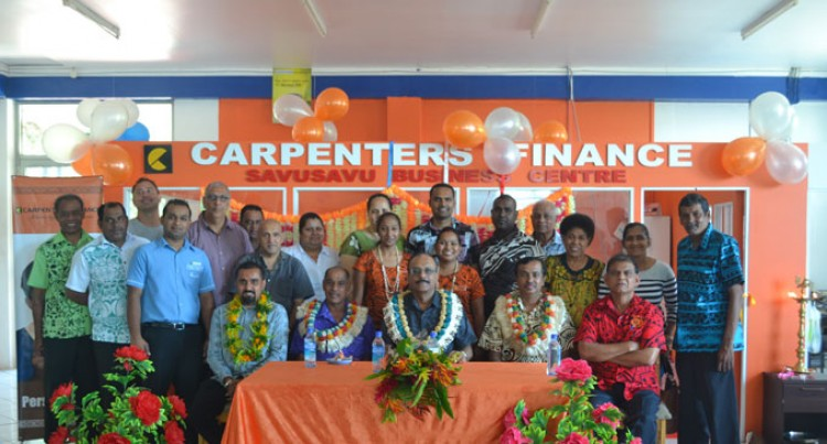 Carpenters Finance in Savusavu