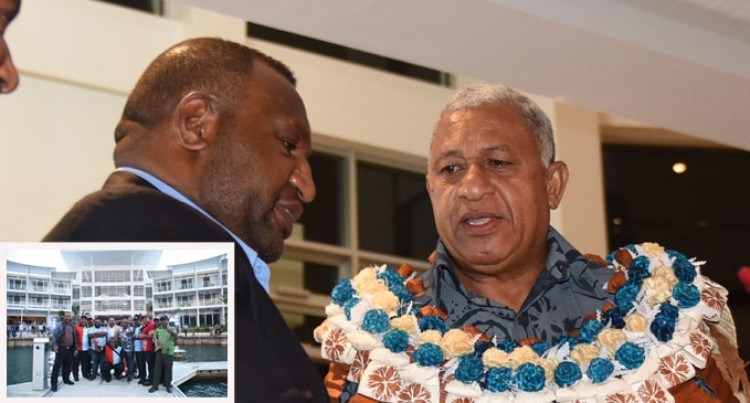 PM Praises $85m Pearl Resort Project