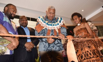 More Investment Attributed To PM Bainimarama