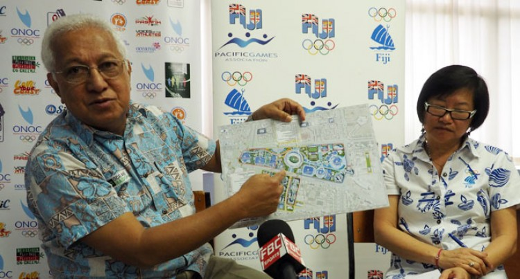 Fiji For The 2017 Asian Indoor And Martial Art Games
