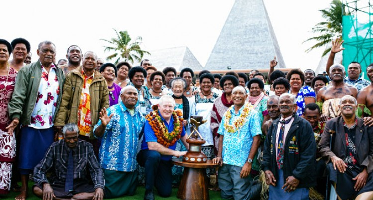 Fijian International Focused On Fun For Fijians