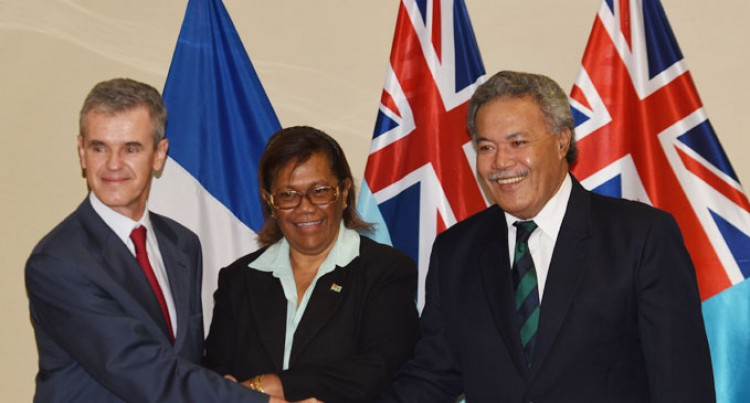Maritime Agreement Signed