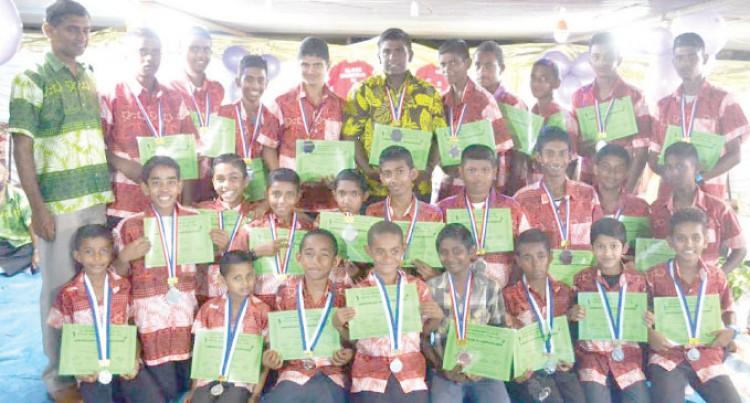 Futsal Awards Night For Labasa Club