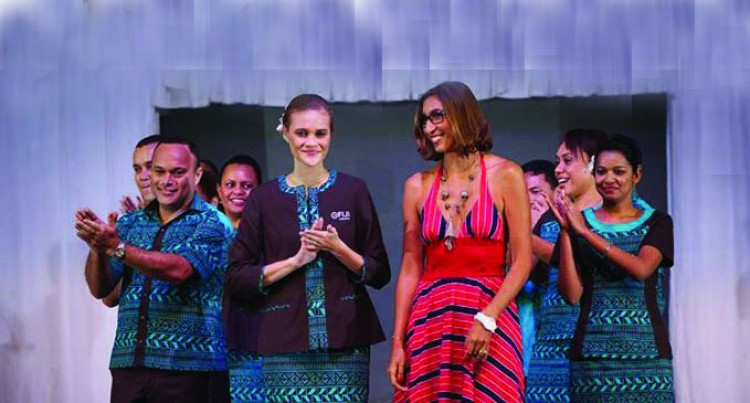 Fiji Airways Cabin Crew Uniform Selected In Best 10 In World
