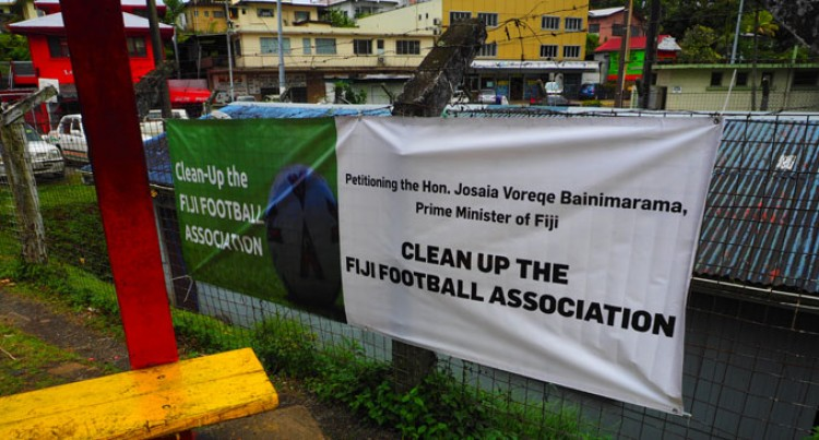 Fiji FA Speaks Out On Banner
