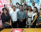 Vodafone Marks  Fiji Sun's 16th