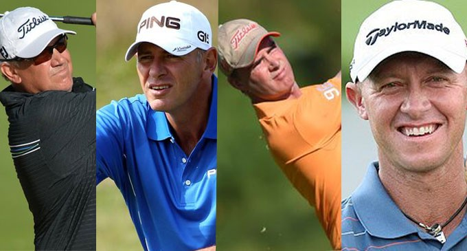 Four Big Hitters Confirm Spots