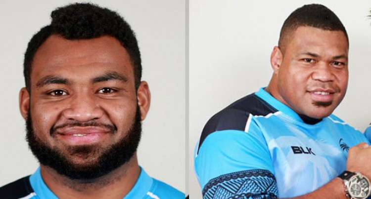 Colati Out Injured, Koroi Joins Flying Fijians