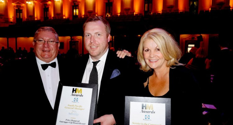 Our Coral Coast Hoteliers Shine At HM Awards