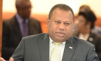 Stop Criticising RFMF, Seruiratu Tells Parliamentarians