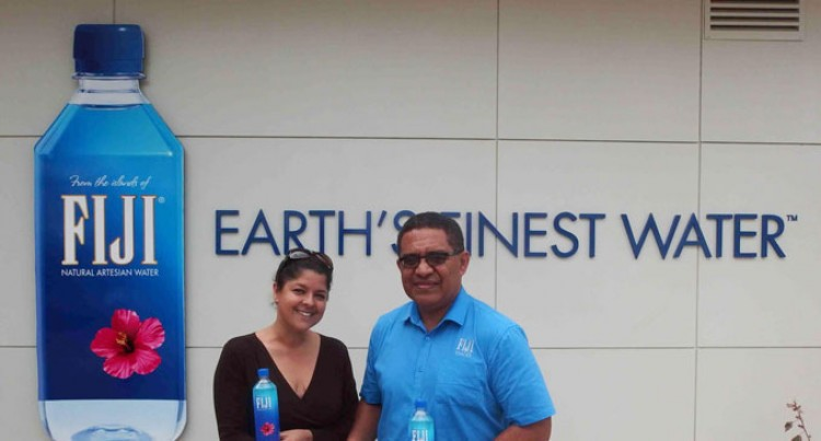 FIJI Water Hydrates Fijian International With Renewed Sponsorship