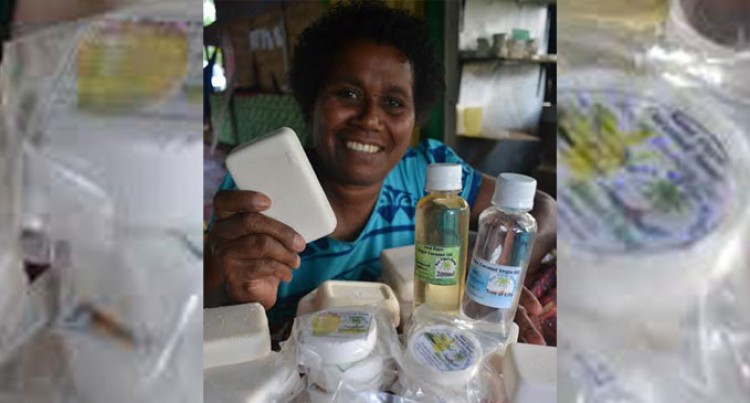 Labasa's First Itaukei Woman To Have Soap Business