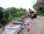 Govt Station Road Repaired